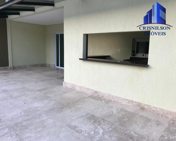 Casa à venda alphaville salvador ii, nova, r$ 2.190.000,00, piscina, espaço gourmet, área  - Foto 6