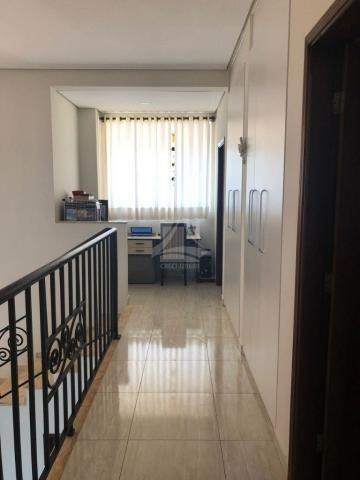 Casa à venda com 3 dormitórios em Bom jardim, Brodowski cod:54965 - Foto 8