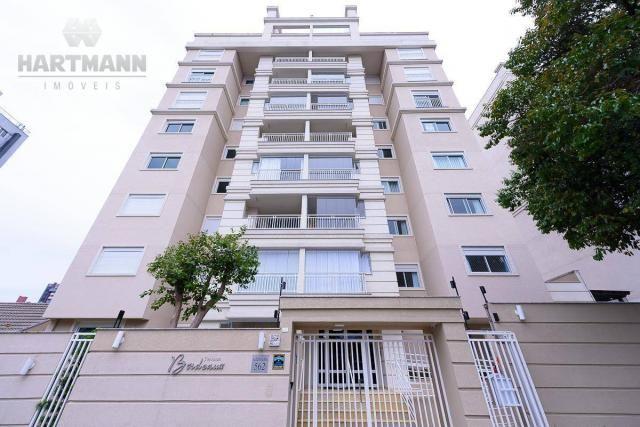 Apartamento com 3 dormitórios à venda por r$ 749.500,01 - juvevê - curitiba/pr - Foto 2