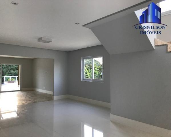 Casa à venda alphaville salvador ii, nova, r$ 2.190.000,00, piscina, espaço gourmet, área  - Foto 10