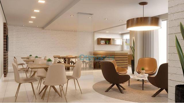 Apartamento com 3 dormitórios à venda, 108 m² por r$ 741.712 - ecoville - curitiba/pr - Foto 9
