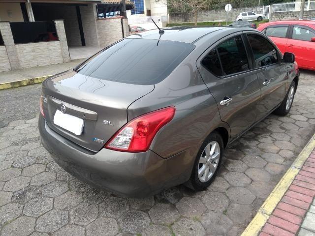 Versa Nissan Versa SL 2013 - Foto 16