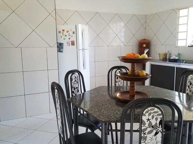 Ótima casa, toda na laje, 03 quartos! Lote de 500m² na Colônia Agrícola Samambaia - Foto 13