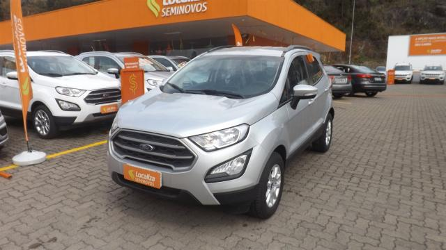 FORD ECOSPORT 2018/2019 1.5 TIVCT FLEX SE MANUAL
