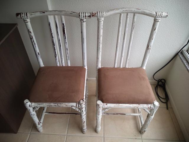 Mesa mosaico + 2 cadeiras - Foto 4