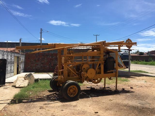 Máquina de poço percursora - Foto 4