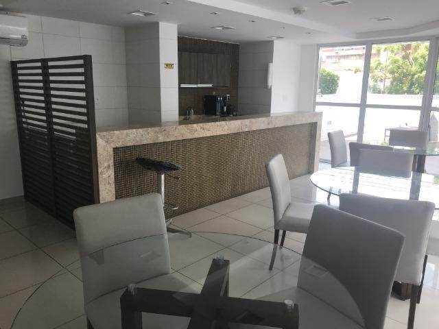 Apartamento com 3 quartos mobiliado em bairro dos Estados - João Pessoa - Foto 12