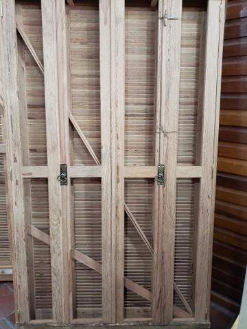 Porta Balcão Diversas NOVA - Aberturas Canelense - Foto 4
