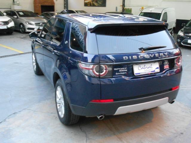 Land Rover Discovery Sport Sd4 Turbo Diesel Automático - Foto 4