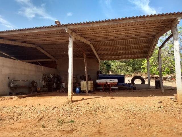 Fazenda Com 1.100 hectares Lago do Manso - Foto 17