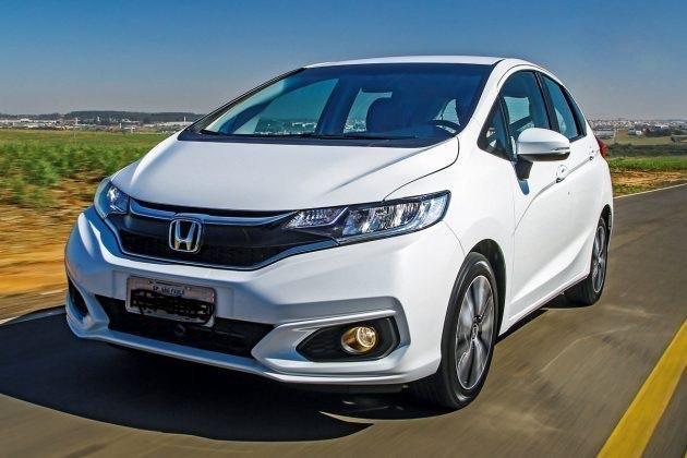 Honda Fit Ex 2020 0km - o melhor preço