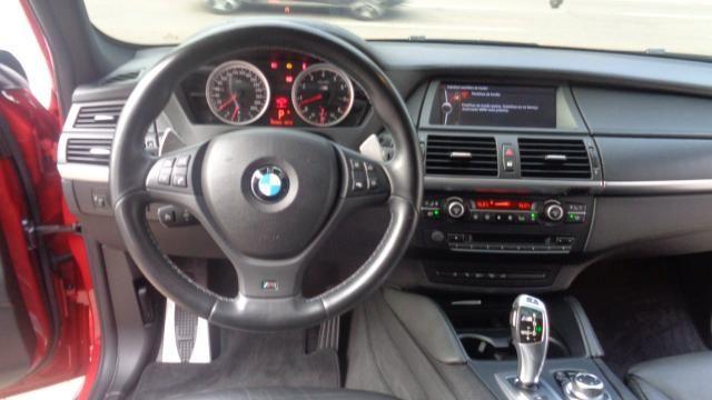 BMW X6 2009/2010 4.4 M 4X4 COUPÉ V8 32V BI-TURBO GASOLINA 4P AUTOMÁTICO - Foto 9