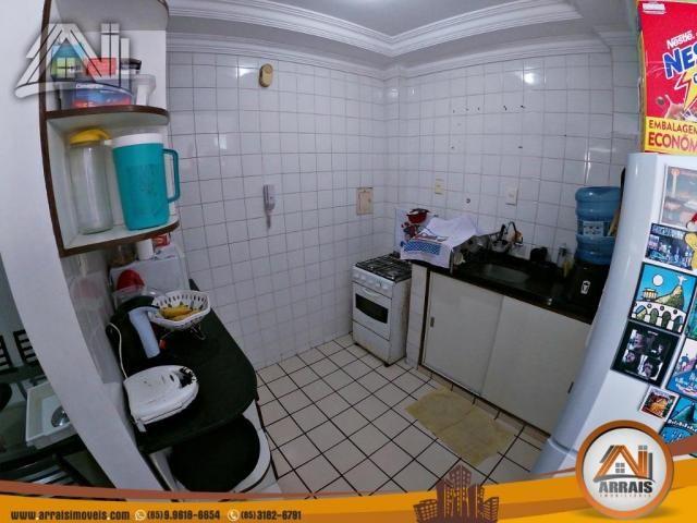 Vende-se apartamento com 3 quartos no Bairro Benfica - Foto 8