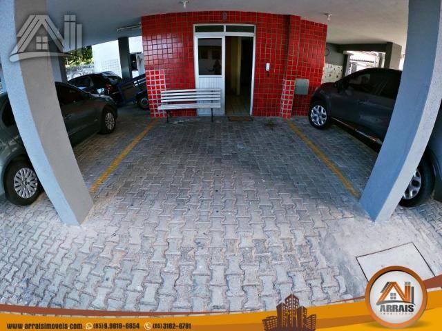 Vende-se apartamento com 3 quartos no Bairro Benfica - Foto 10