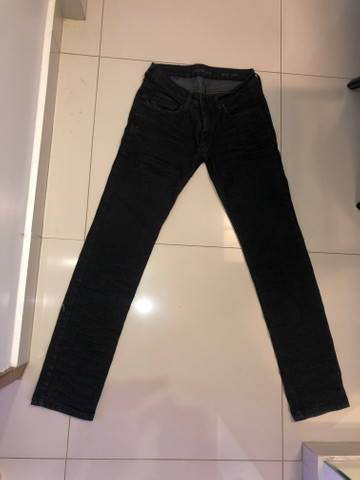 Calça Jeans Calvin Klein 38 - Foto 4