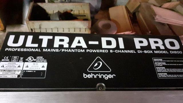 Ultra di pro .behringer - Foto 2