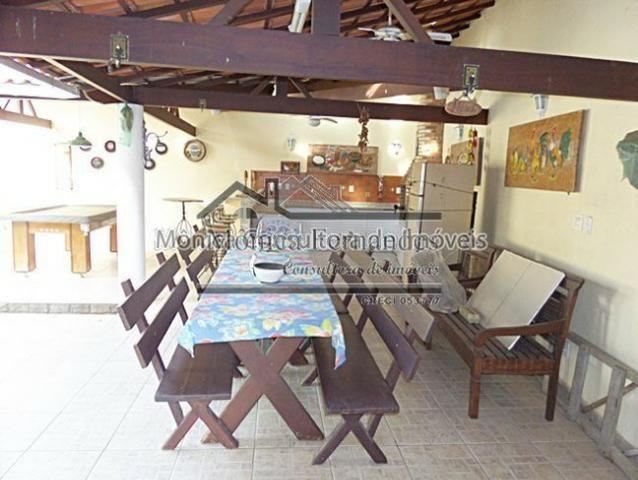 Duplex, 1/2 Porteira Fechada, Frente Lagoa, 3 Suítes Com Vista Para Lagoa-Maricá/RJ - Foto 18