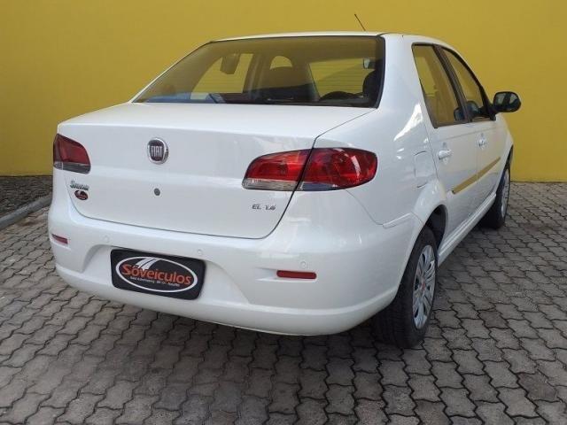 Fiat siena 2012/2013 1.4 mpi el 8v flex 4p manual - Foto 10