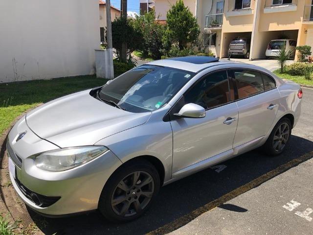 Renault Fluence Dyn20A Automático, com Teto e Bancos em Couro