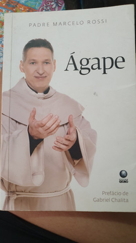 """Livro """" Ágape"""""""