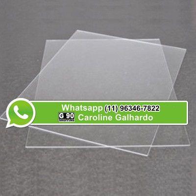 Acrílico Transparente - Foto 6