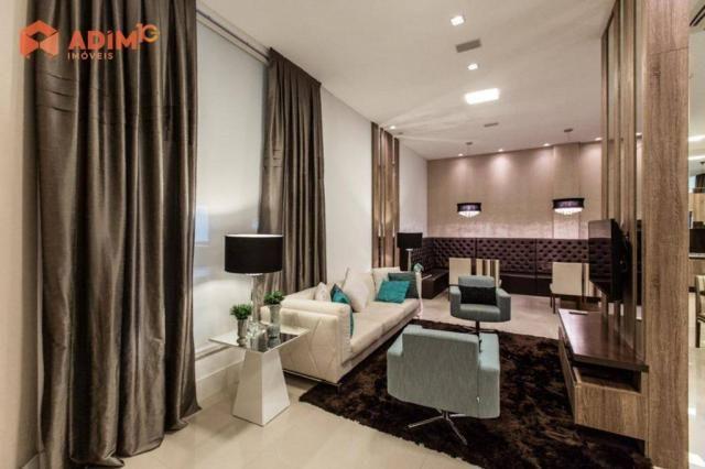 Apartamento alto padrão à venda, 03 suítes, 02 vagas de garagem, lazer completo - Centro d - Foto 13