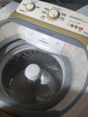 Vendo máquina de lavar Brastemp 11kg - Foto 4