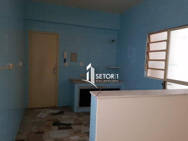 Apartamento com 3 quartos para alugar, 138 m² por R$ 1.800/mês - Centro - Juiz de Fora/MG - Foto 10