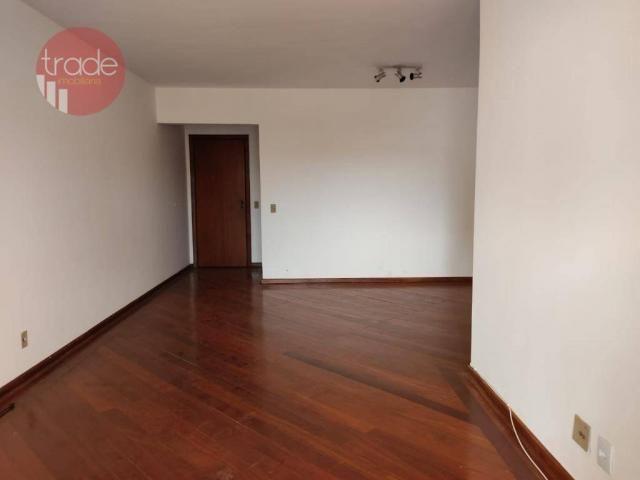 Apartamento com 3 dormitórios à venda, 120 m² por R$ 381.500,00 - Centro - Ribeirão Preto/ - Foto 2