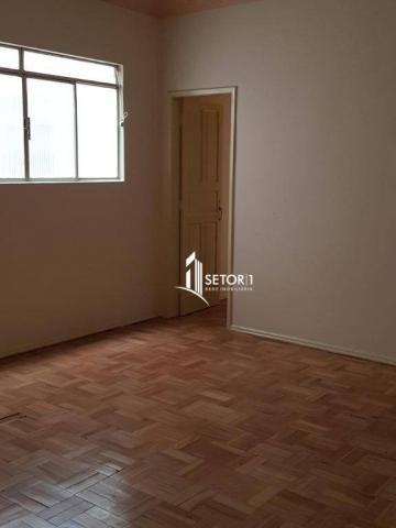 Apartamento com 3 quartos para alugar, 138 m² por R$ 1.800/mês - Centro - Juiz de Fora/MG - Foto 2