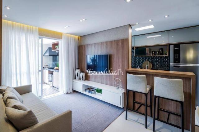 CIDADE MAIA - BOTÂNICA 2 Dorm 1 Suite - Foto 6