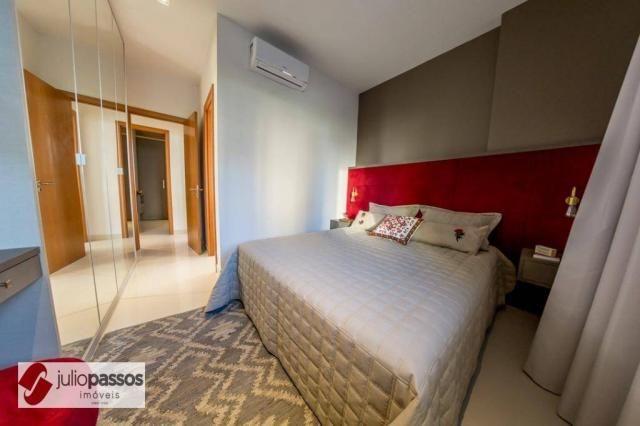 Apartamento com 2 dormitórios à venda, 73 m² por R$ 646.416,14 - Jardins - Aracaju/SE - Foto 5
