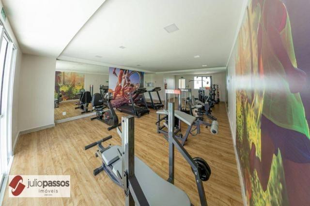 Apartamento com 2 dormitórios à venda, 73 m² por R$ 646.416,14 - Jardins - Aracaju/SE - Foto 13
