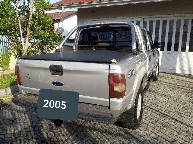 Vendo ranger 2005 TB diesel 4x4 CD