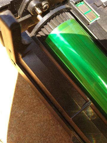 Kit Fotocondutor (Cilindro) Okidata B4600 - Foto 6