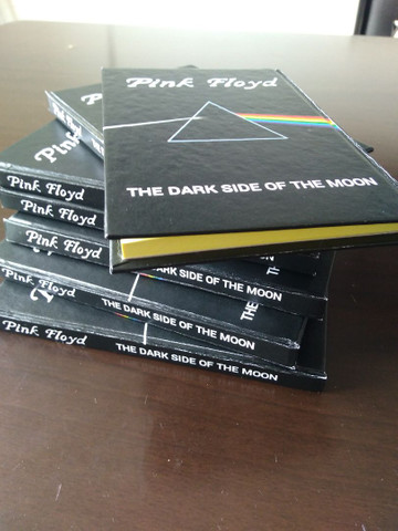Pink Floyd the dark side of the moon exclusivo  - Foto 3