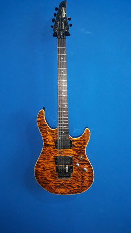 Guitarra Elétrica Tagima Vulcan (âmbar)