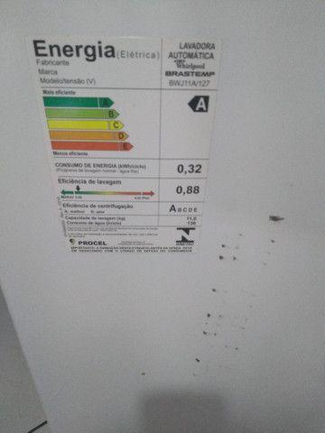 Vendo máquina de lavar Brastemp 11kg