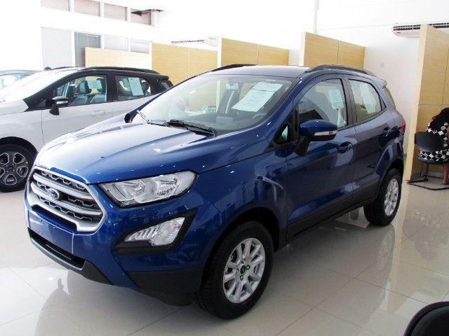Ford Ecosport 1.5 SE Automática 0km (2020/2021)