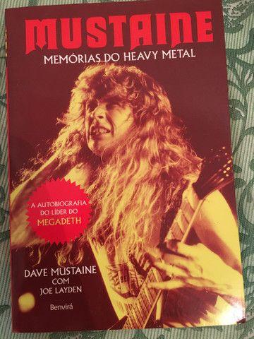 Mustaine: Memórias do Heavy Metal - Foto 2