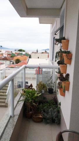 AP8043 Apartamento com 2 dormitórios, 69 m² por R$ 550.000 - Balneário - Florianópolis/SC - Foto 4