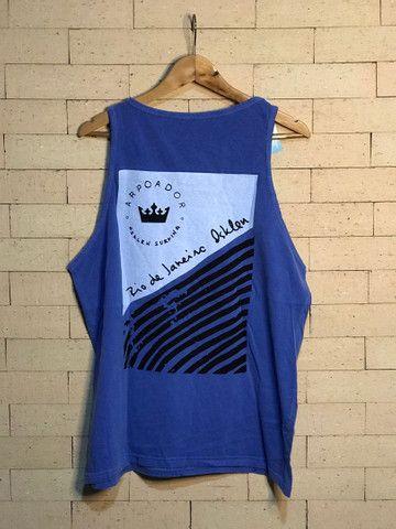 Regatas e t-shirt  - Foto 4