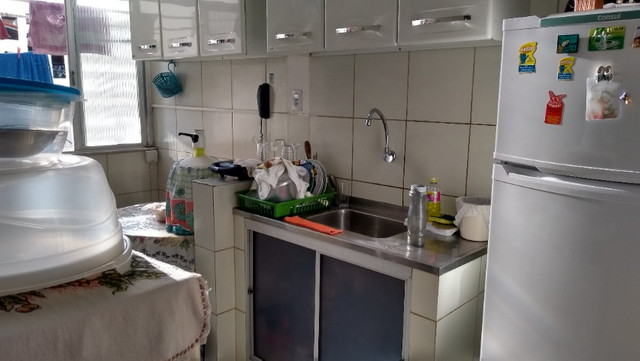 Apartamento, 2/4, no Politeama, com garagem coberta - Foto 8