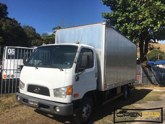 HD78 3.0 Diesel Baú caminhão super novo - Foto 3
