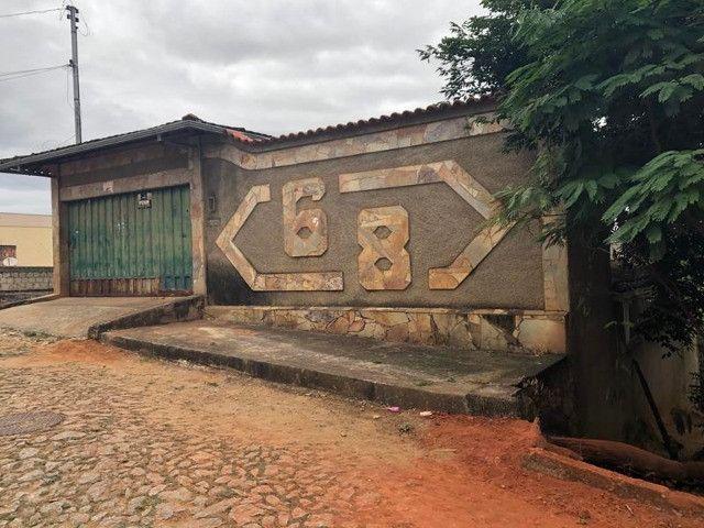 Casa com 03 quartos no Bairro Tabajaras Teófilo Otoni