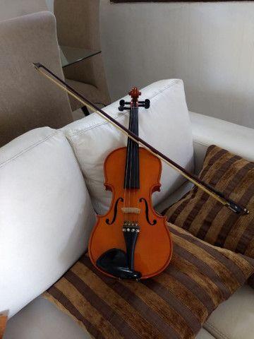 Violino Eagle vk544 tá super concervado - Foto 2