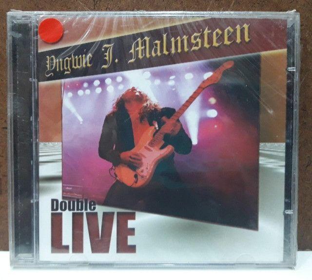 CD Yngwie J. Malmsteen - Double Live