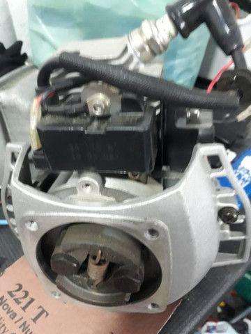 Motor 26cc roçadeira e automodelo - Foto 3
