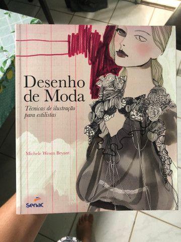 Livro Desenho de Moda: Técnicas de ilustração para estilistas