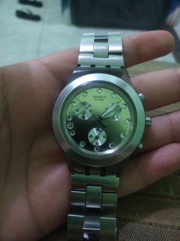 Vendo Relógio Swatch original  - Foto 4